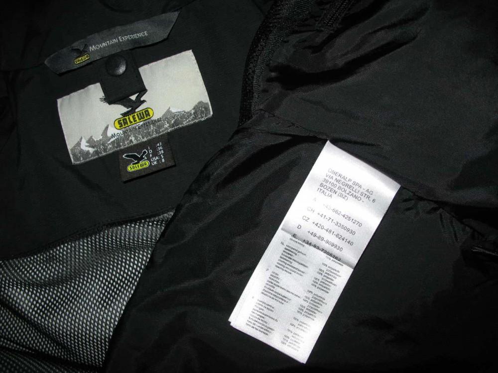 Куртка SALEWA 3in1 sceny jacket lady (размер M) - 11