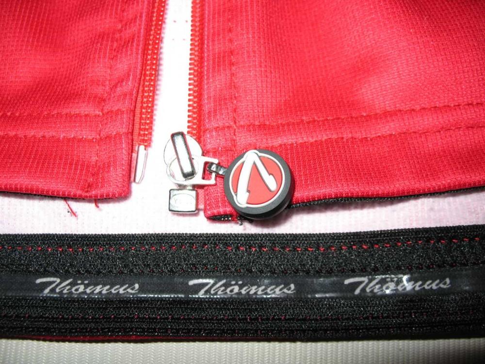 Велокуртка THOMUS windtex bike jacket (размер XL) - 5