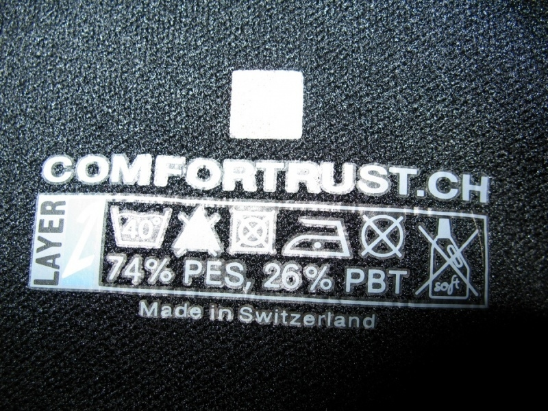 Кофта COMFORTRUST Roll-Shirt swissarmy layer 2  (размер M/L) - 5