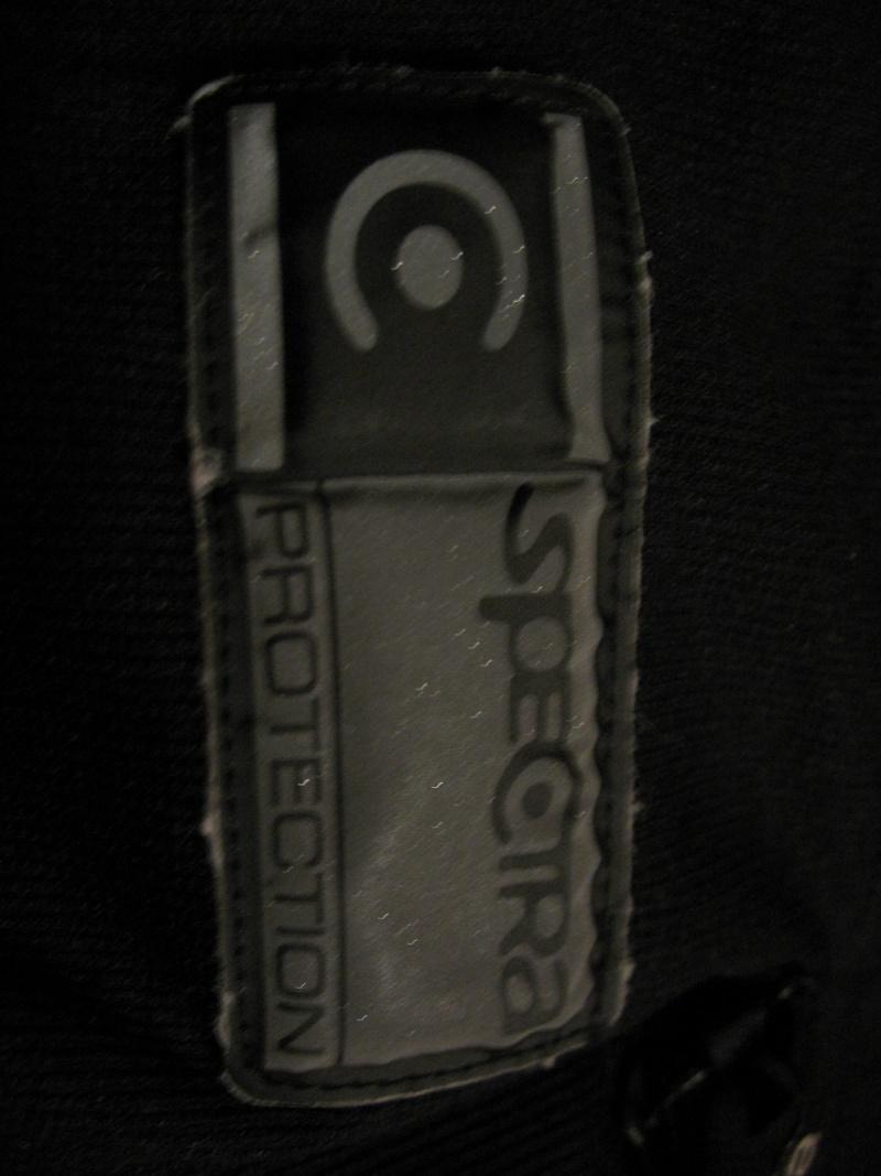 Велокуртка SPECTRA windtex jacket (размер L/M) - 5