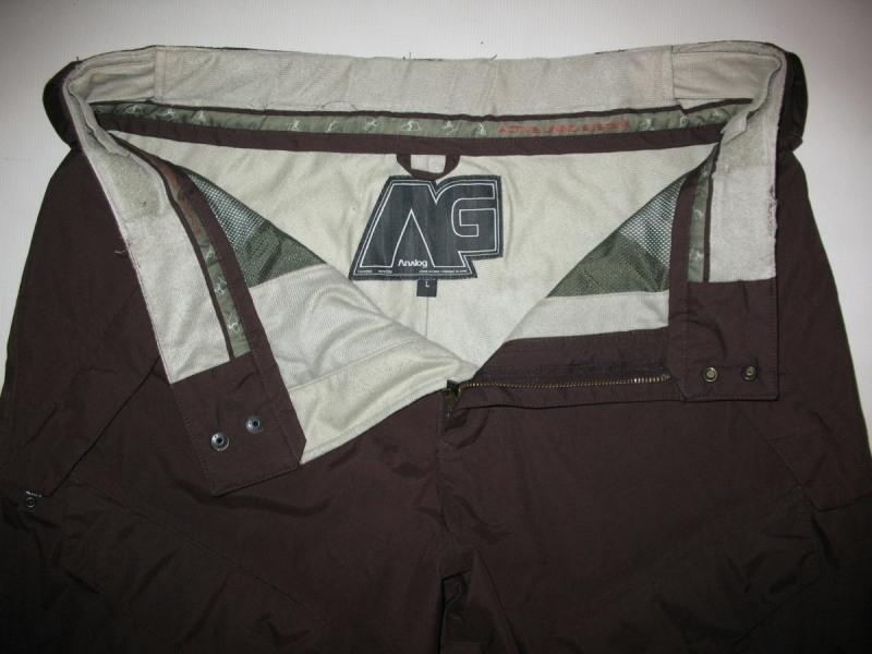 Штаны ANALOG snowboard pants (размер L) - 3
