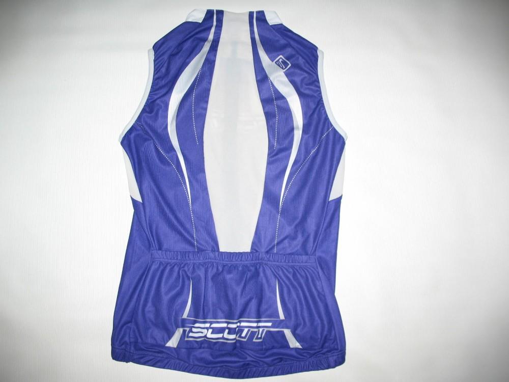 Веломайка SCOTT contessa cycling ss jersey lady (размер M) - 1