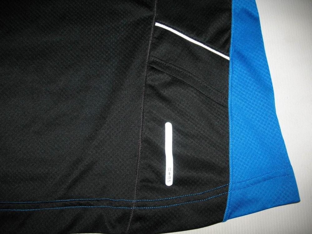 Футболка MIZUNO drylite hex tee jersey (размер M) - 8
