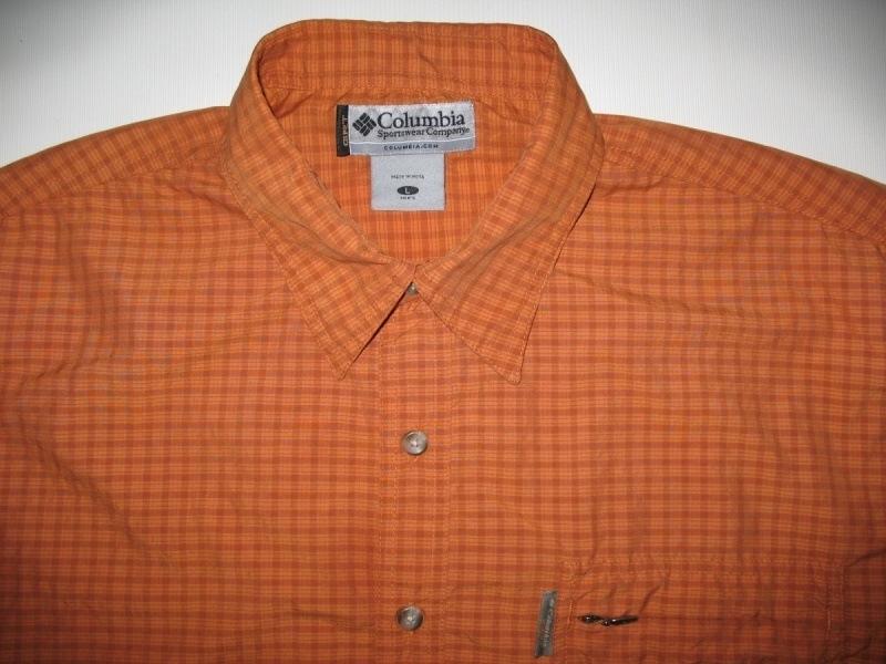 Рубашка COLUMBIA grt shirt (размер L(реально XL/XXL)) - 2