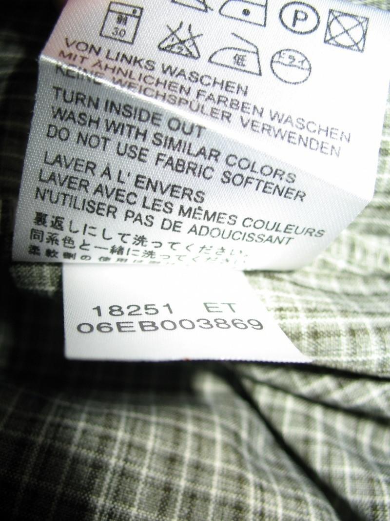 Рубашка JACK WOLFSKIN shirts  (размер S/M) - 5