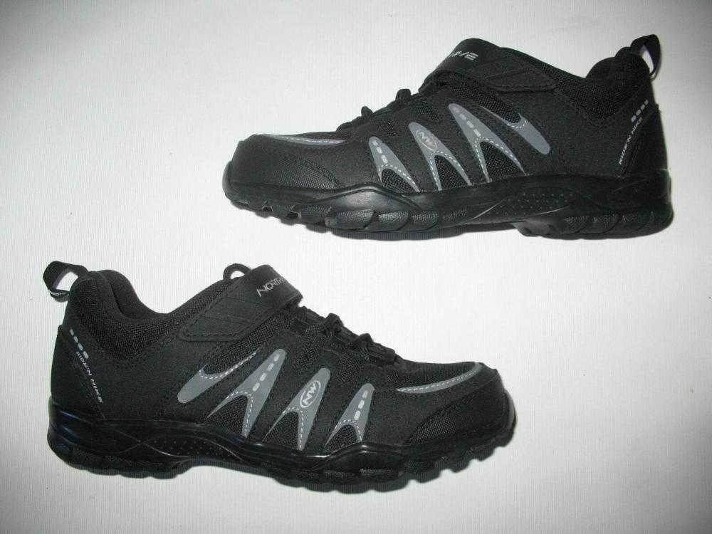Велотуфли NORTHWAVE rocker bike shoes (размер UK6,5/US7,5/EU40(на стопу 255mm)) - 7