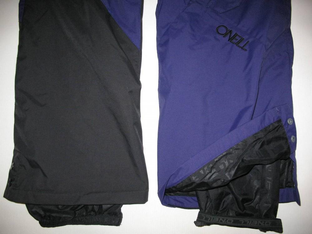 Штаны O'NEILL 10/10 snowboard pants (размер S) - 13