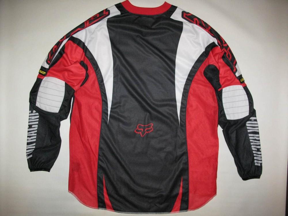 Джерси FOX moto DH jersey (размер XL) - 1