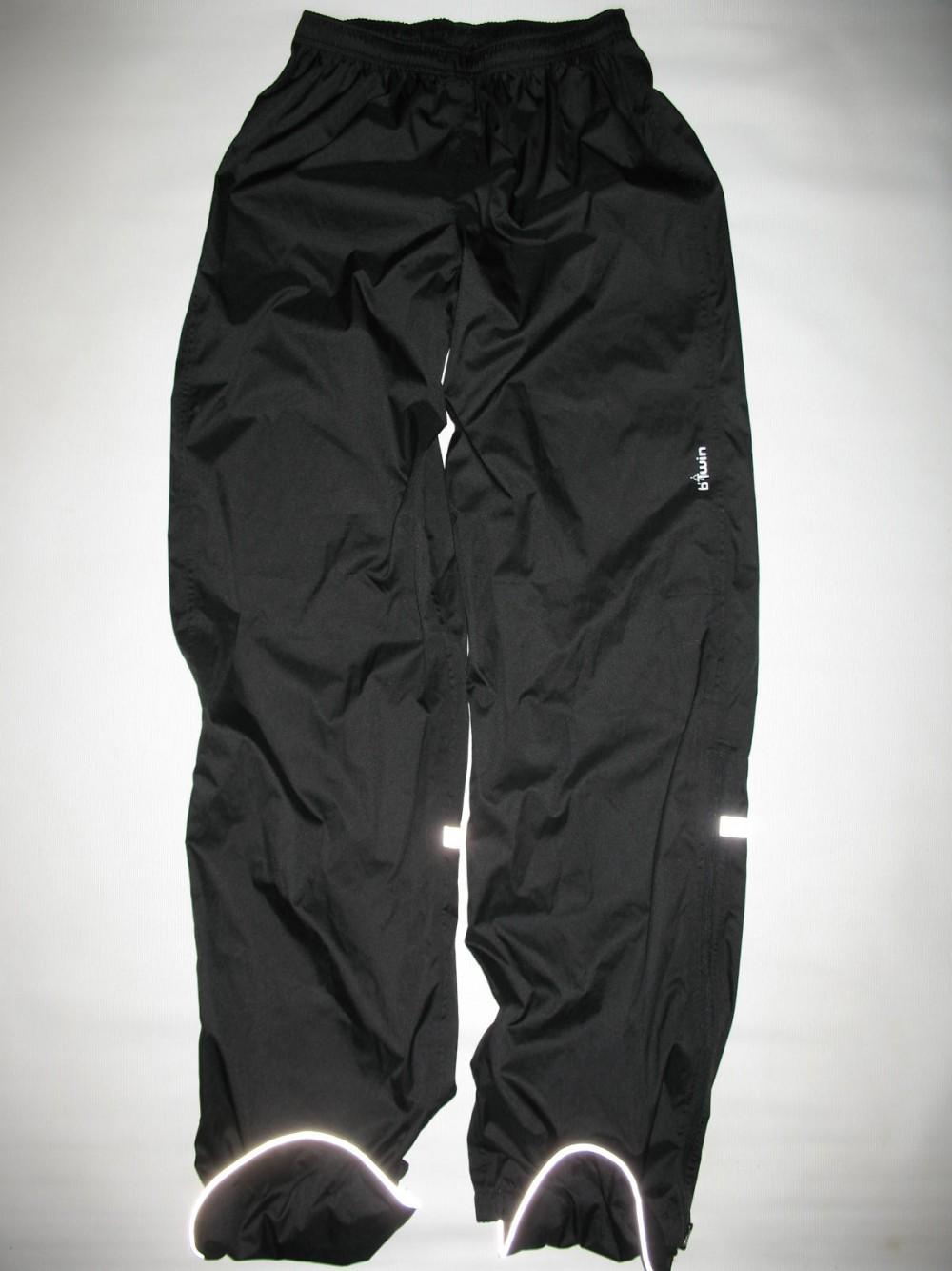 Штаны B'TWIN cycling rain pants (размер M) - 2
