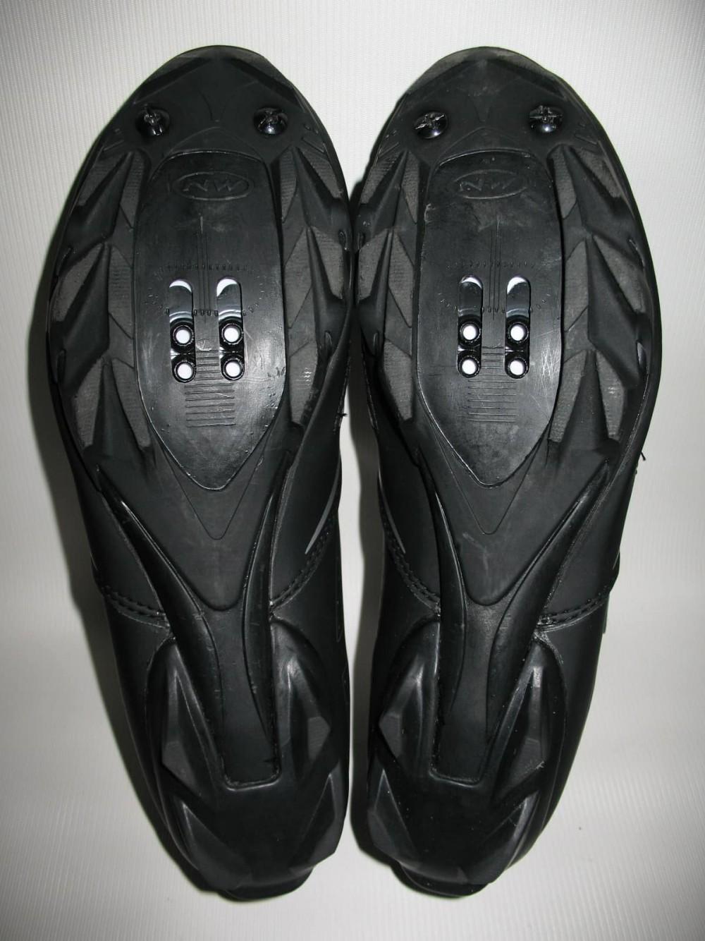 Велотуфли NORTHWAVE elisir evo cyclng shoes (размер UK7.5/US8.5/EU41(на стопу до 265 mm)) - 7