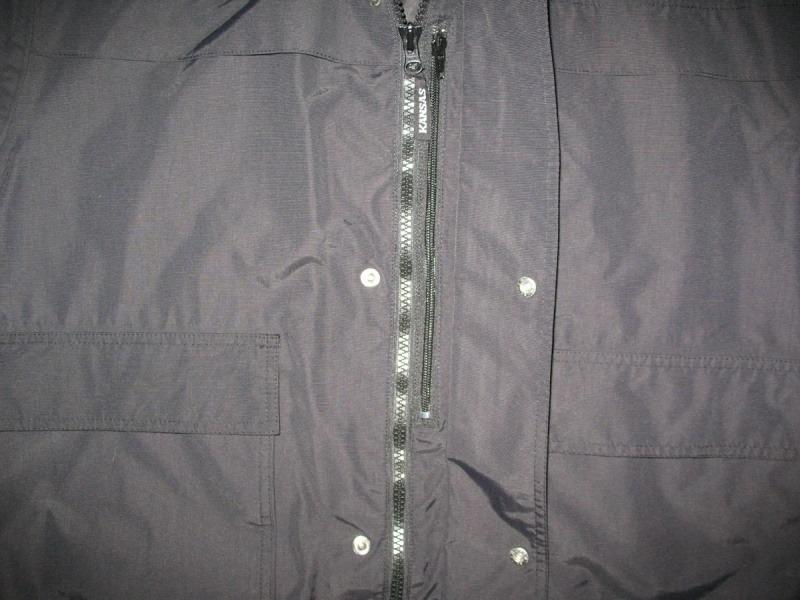 Куртка KANSAS  kvintet jacket  (размер  XL/XXL) - 7