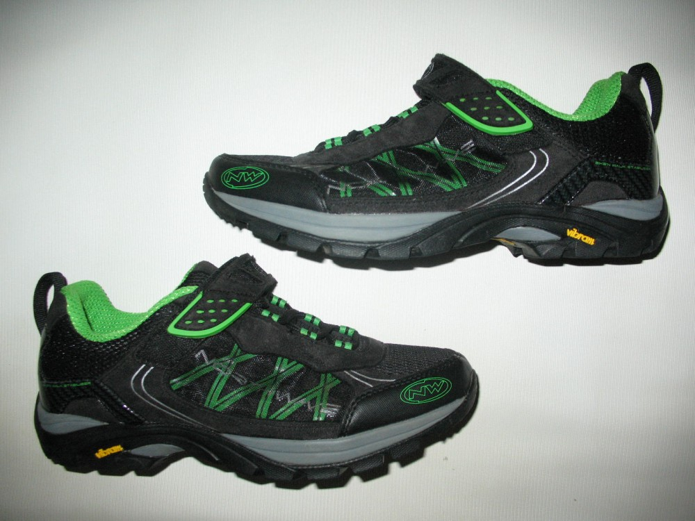Велотуфли NORTHWAVE mission bike shoes (размер US9,5/UK8,5/EU42(на стопу до 270 mm)) - 7