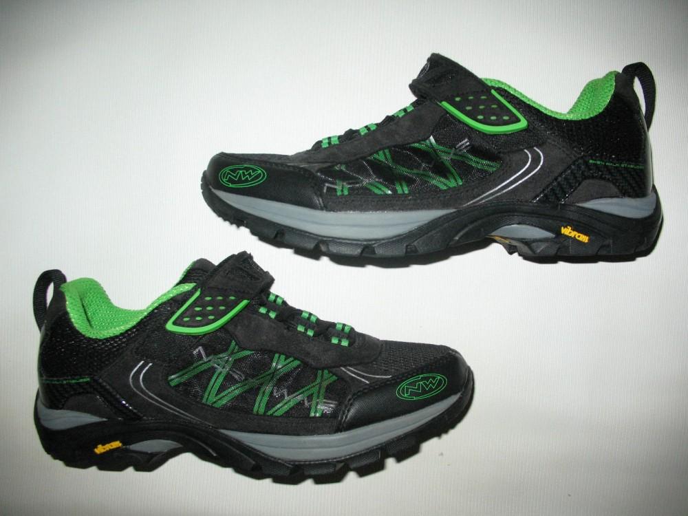 Велотуфли NORTHWAVE mission bike shoes (размер US9,5/UK8,5/EU42(на стопу до 270 mm)) - 7