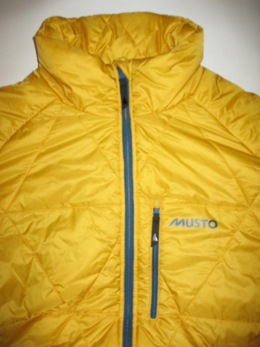 Куртка MUSTO еvolution primaloft jacket (размер XL) - 6