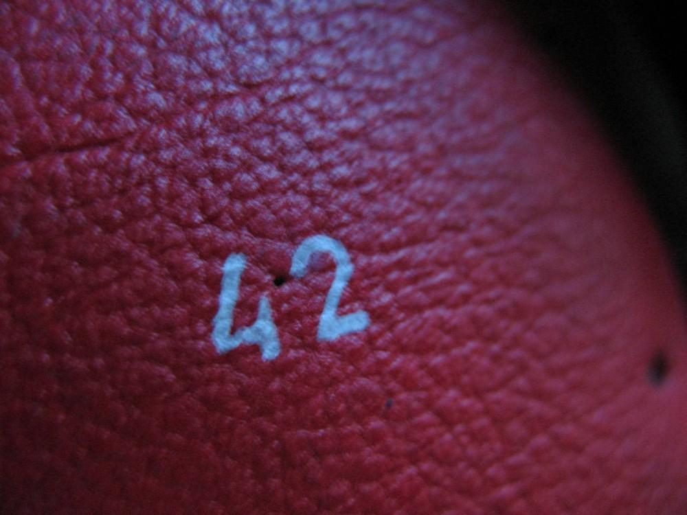 Велотуфли SIDI mtb red shoes (размер EU42(на стопу до 260 mm)) - 8