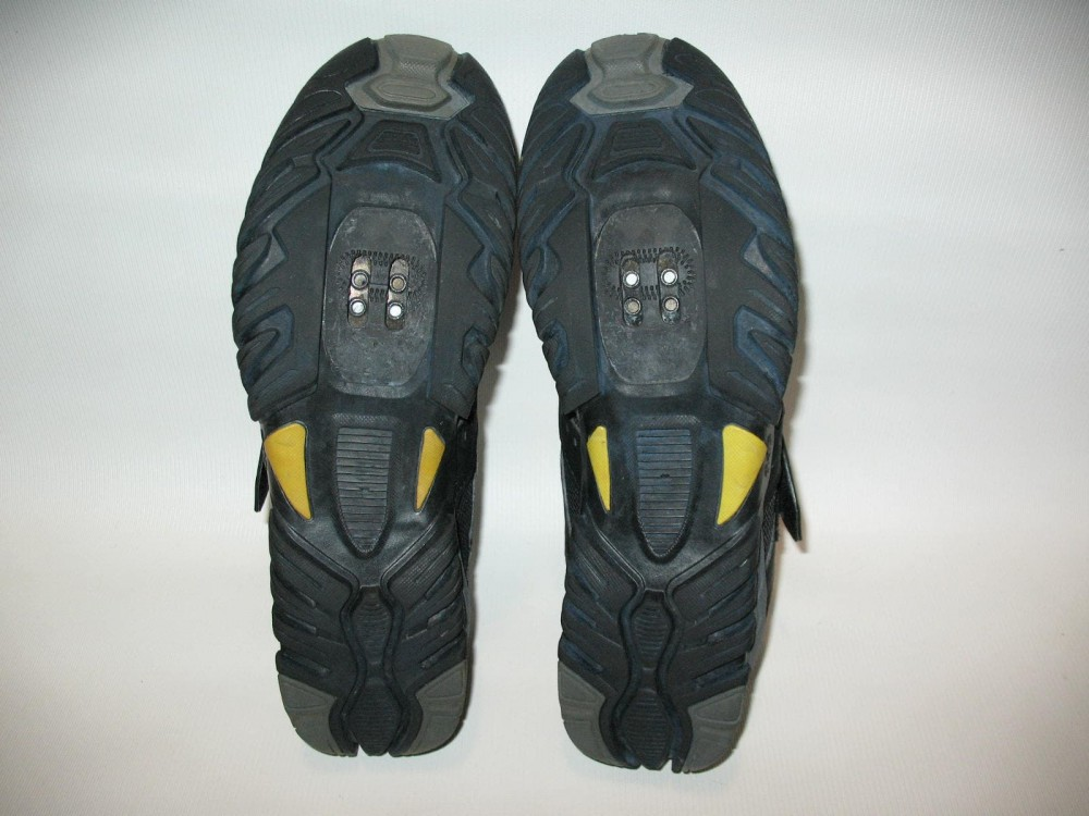 Велотуфли SHIMANO sh-mt43 mtb shoes (размер US8,3/EU42(на стопу до 265 mm)) - 6