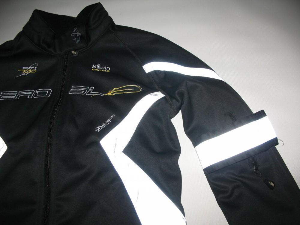 Велокуртка BTWIN aero sl cycling jacket (размер М) - 5