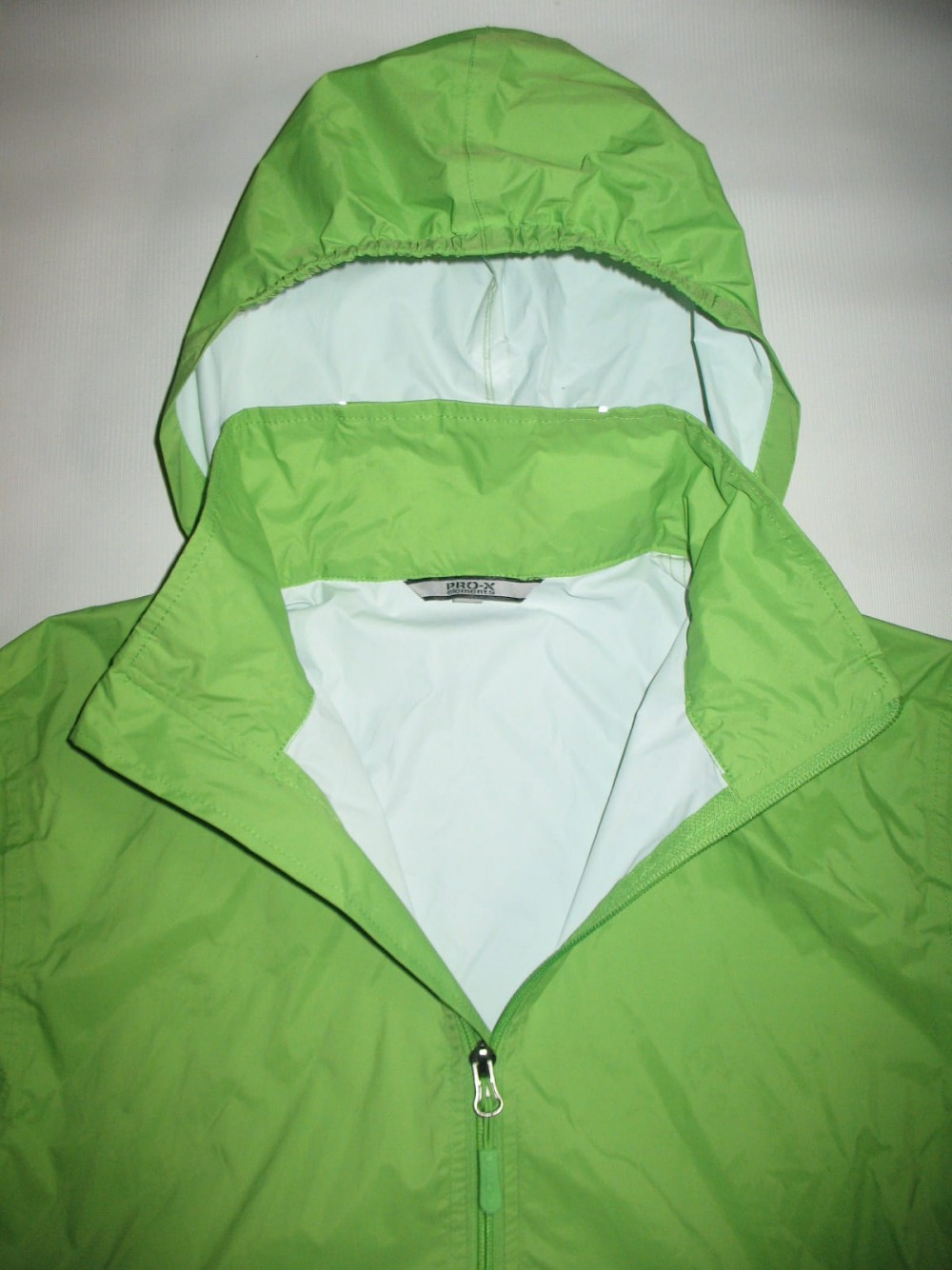 Куртка PRO-X elements waterproof green jacket (размер 164см/S) - 4