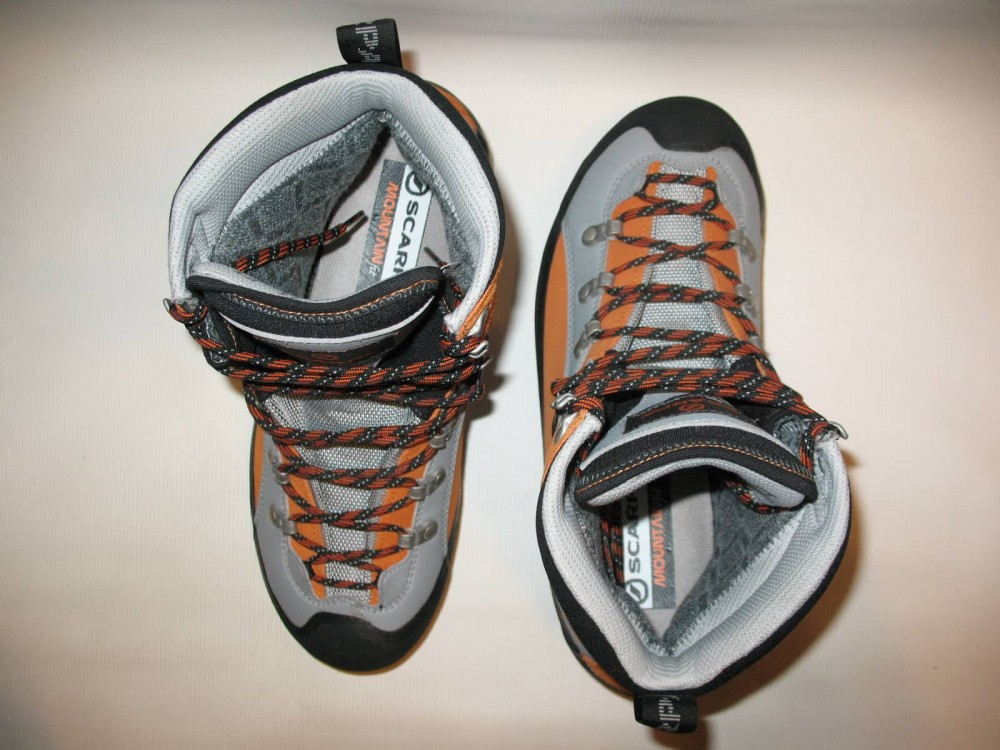Ботинки SCARPA triolet pro GTX boots (размер UK7/US8/EU41(на стопу 255 mm)) - 6