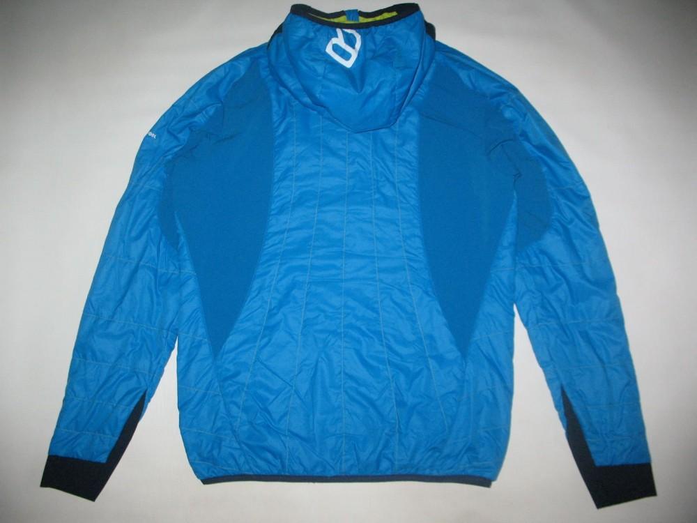 Куртка ORTOVOX swisswool piz boè jacket (размер M) - 4
