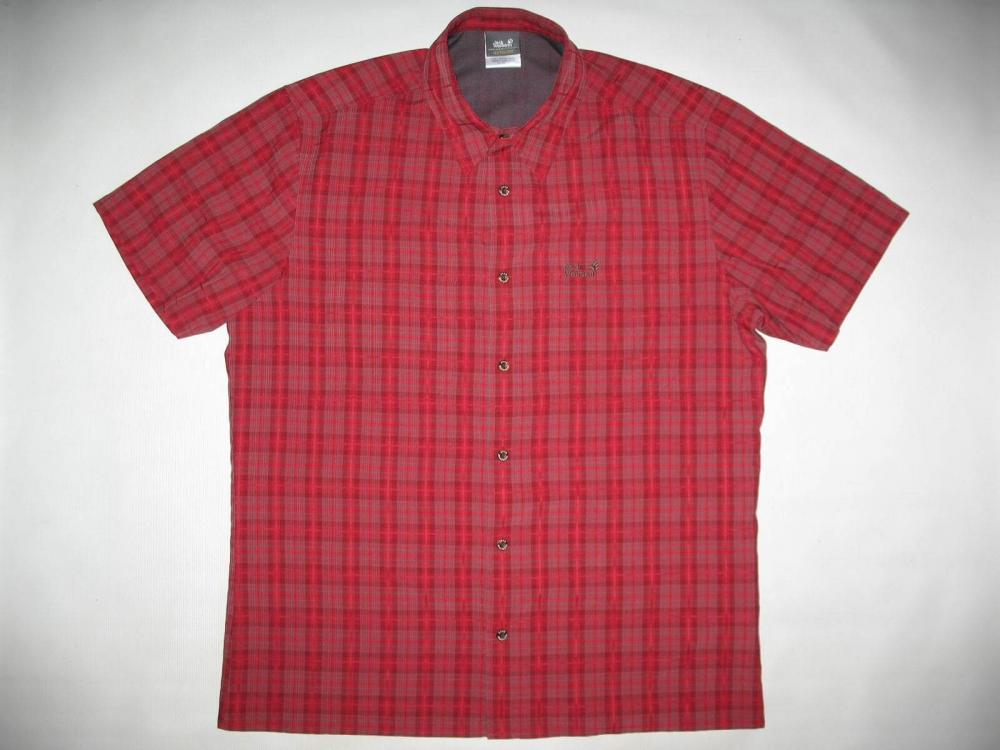 Рубашка JACK WOLFSKIN Diamond Bay Mosquito Shirt (размер 50/52-L/XL) - 1