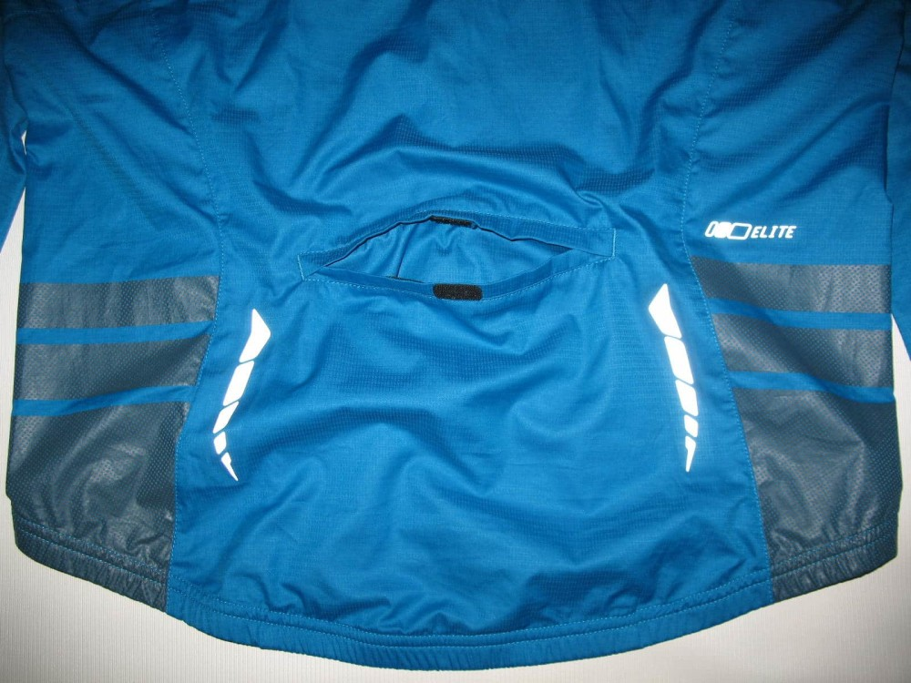 Велокуртка PEARL IZUMI elite barrier ultralight jacket (размер M) - 5