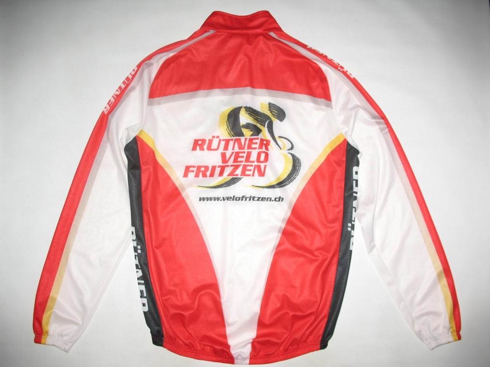 Велокуртка CUORE velofritzen windtex jacket (размер XL) - 1