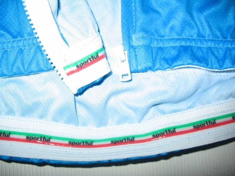 Футболка SPORTFUL sc5 bike jersey  (размер L) - 4