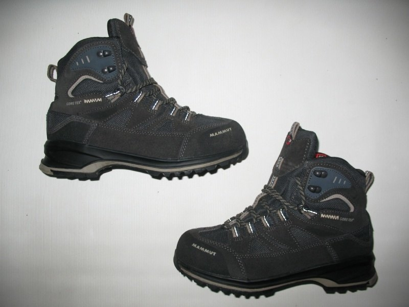 Ботинки  MAMMUT teton GTX lady (размер UK5/US6, 5/EU38(на стопу 240mm)) - 5