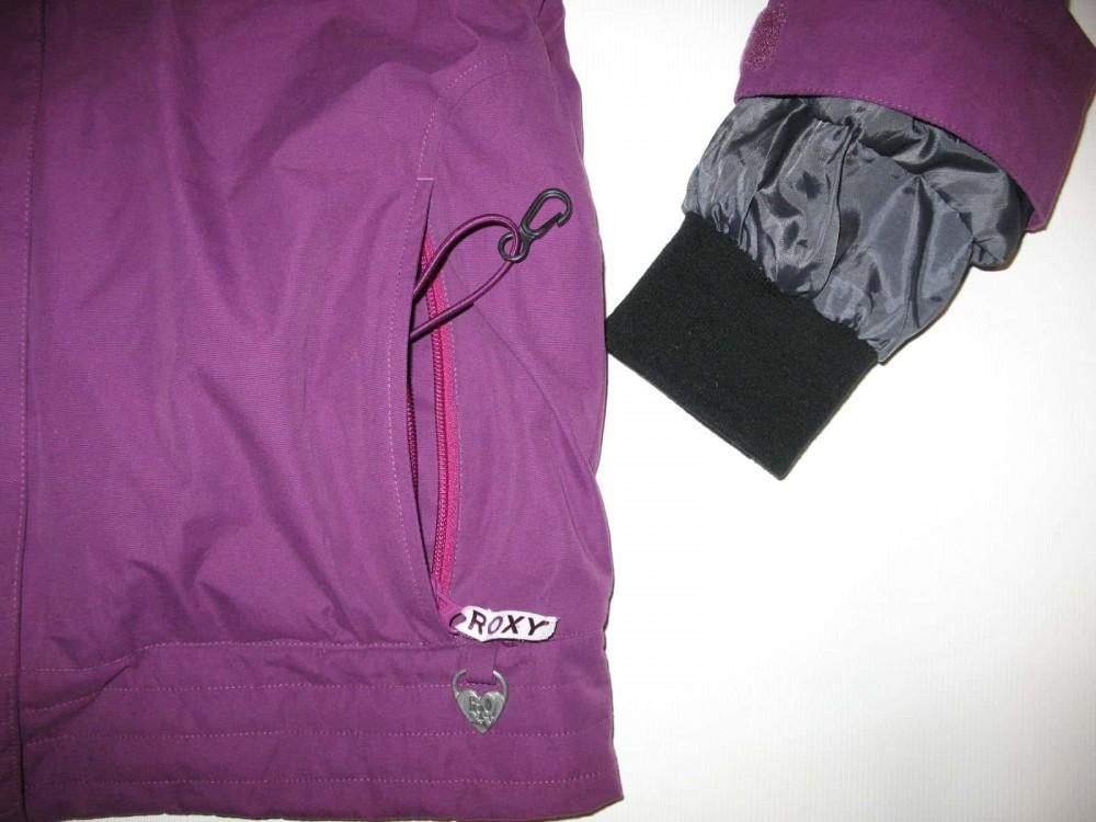 Куртка ROXY silver snowboard/ski jacket lady (размер L) - 5