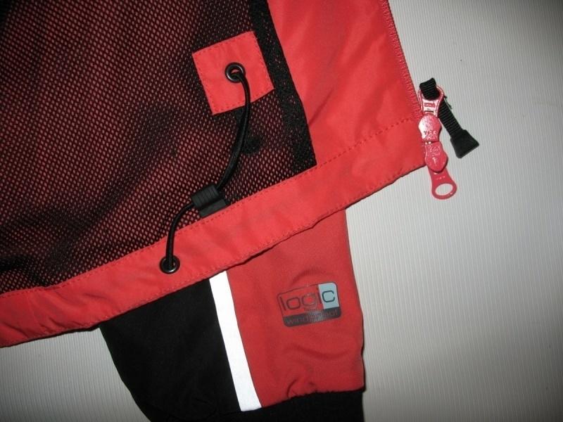Кофта ODLO Logic windproof jacket lady (размер S) - 7
