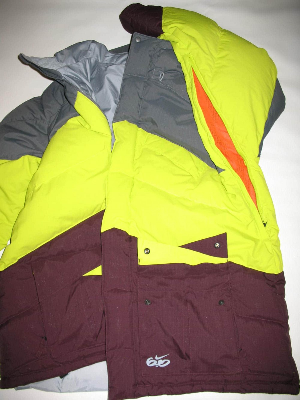Куртка NIKE 6.0 down jacket (размер XXL/XXXL) - 9