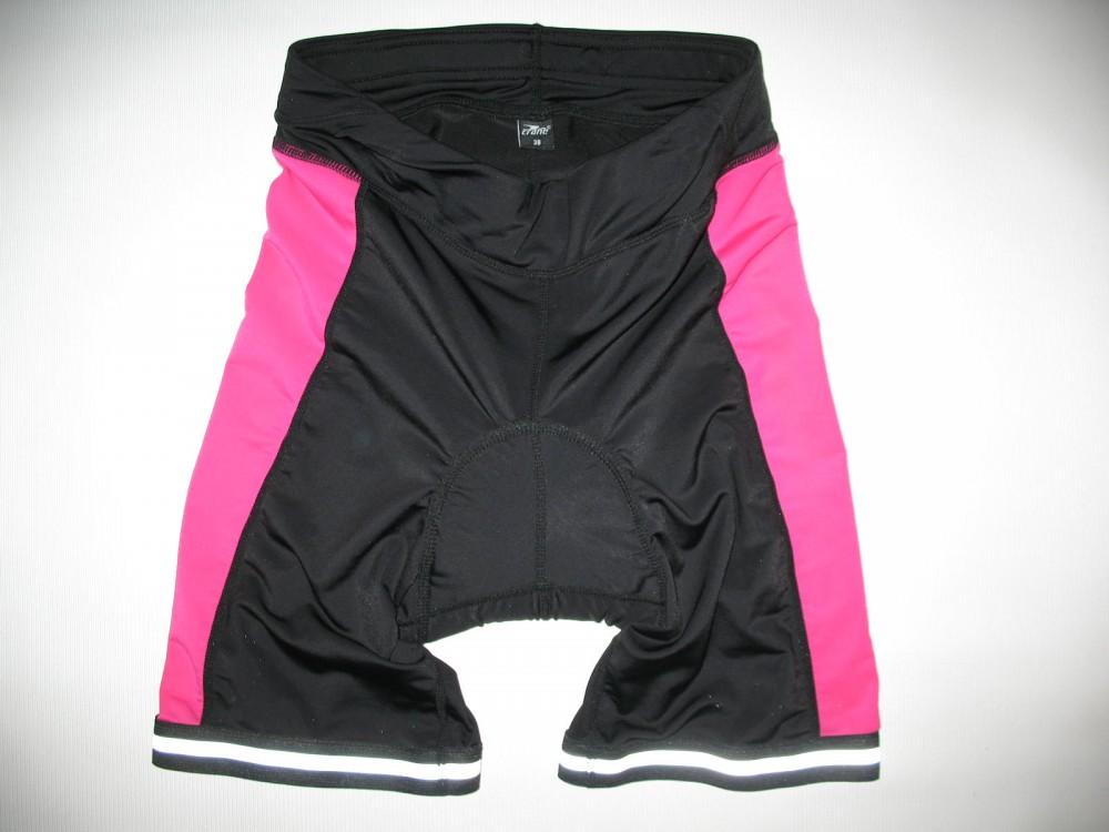 Велошорты CRANE cycling shorts lady (размер M) - 1