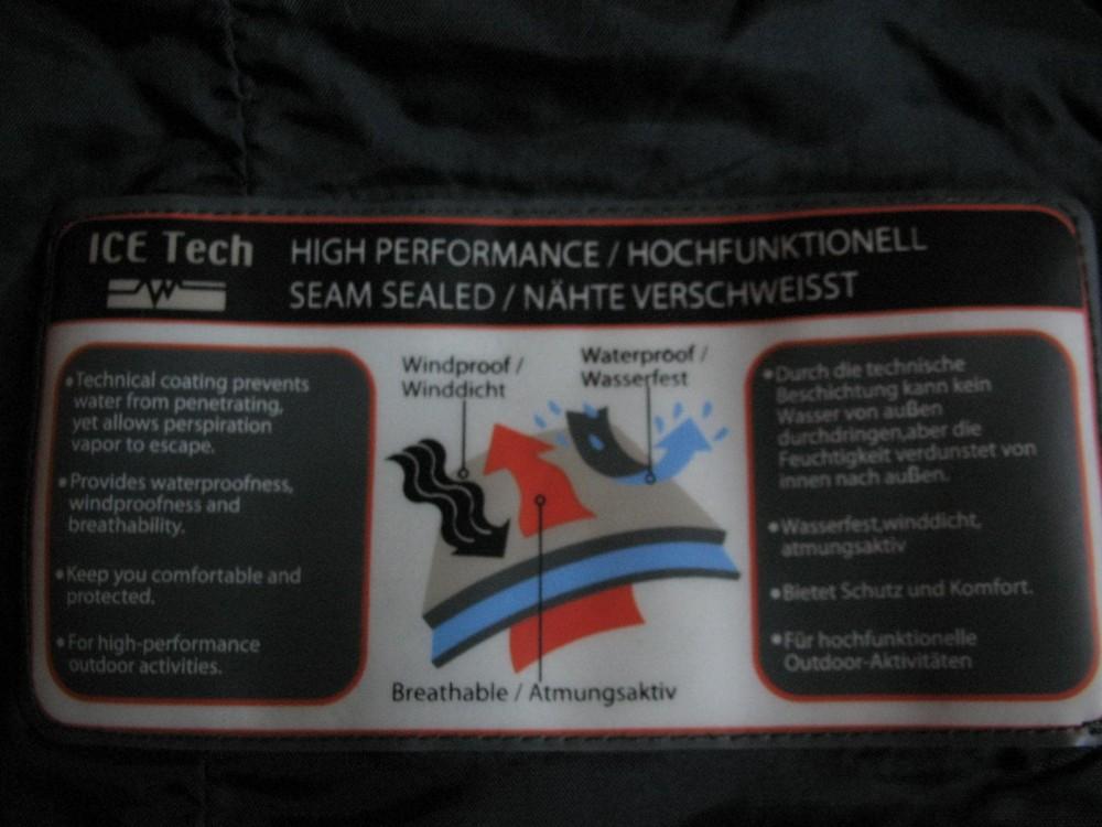 Куртка ICEPEAK icetech outdoor jacket lady (размер 40/M) - 7