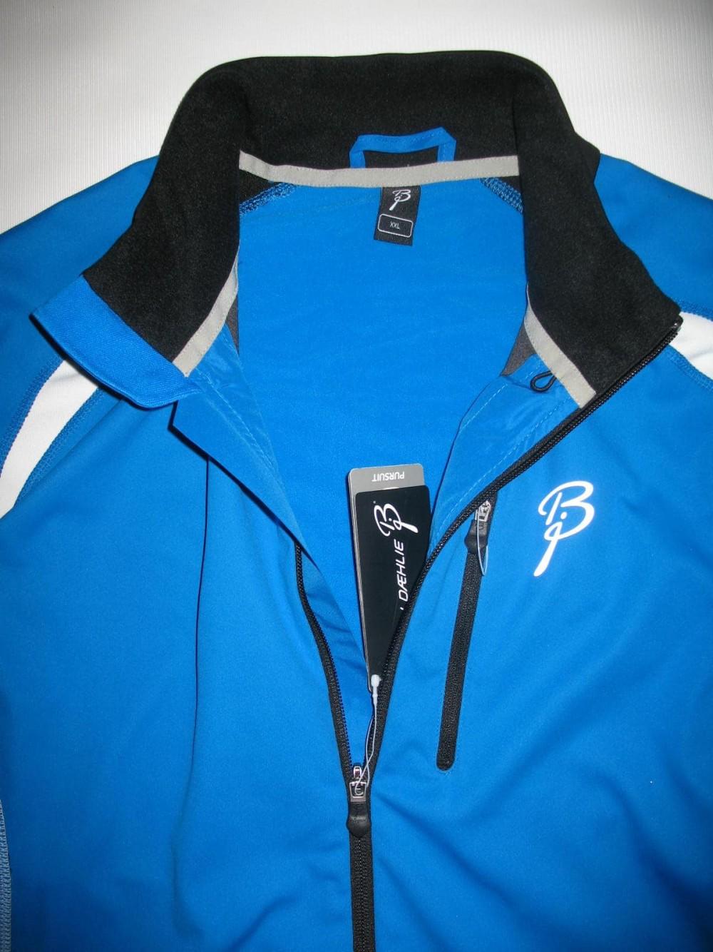 Куртка BJORN DAEHLIE by ODLO pace softshell jacket (размер XXL) - 5
