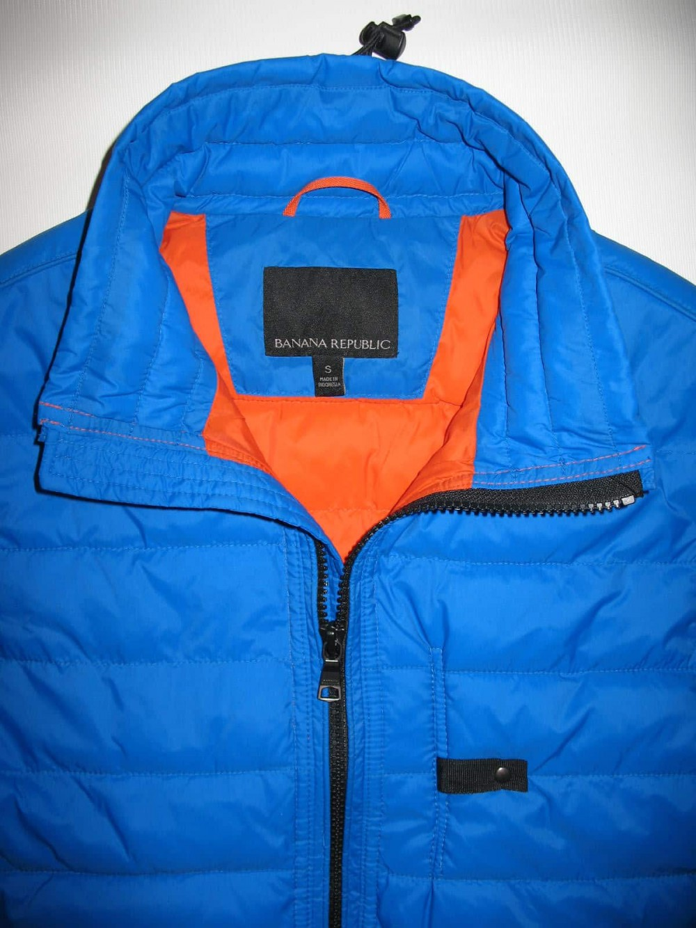 Жилет BANANA REPUBLIC primaloft vest (размер S) - 3