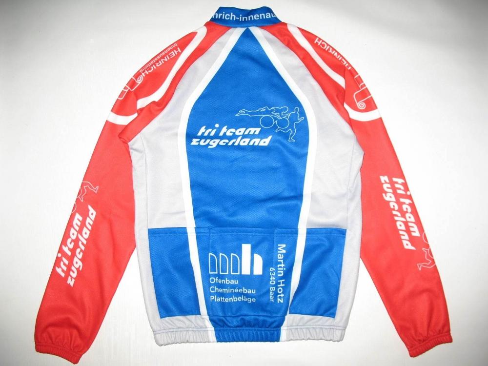 Велокуртка TZAMO bikecorner jacket (размер 4/M) - 1