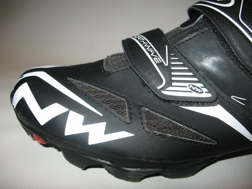 Велотуфли NORTHWAVE spike evo MTB shoes (размер US12/UK11/EU45(на стопу 293 mm)) - 15