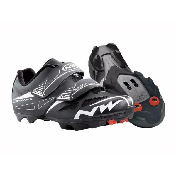Велотуфли NORTHWAVE spike evo MTB shoes (размер US12/UK11/EU45(на стопу 293 mm)) - 3