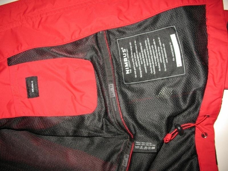 Куртка NIMBUS denver lady/unisex  (размер L, муж. S/M) - 6