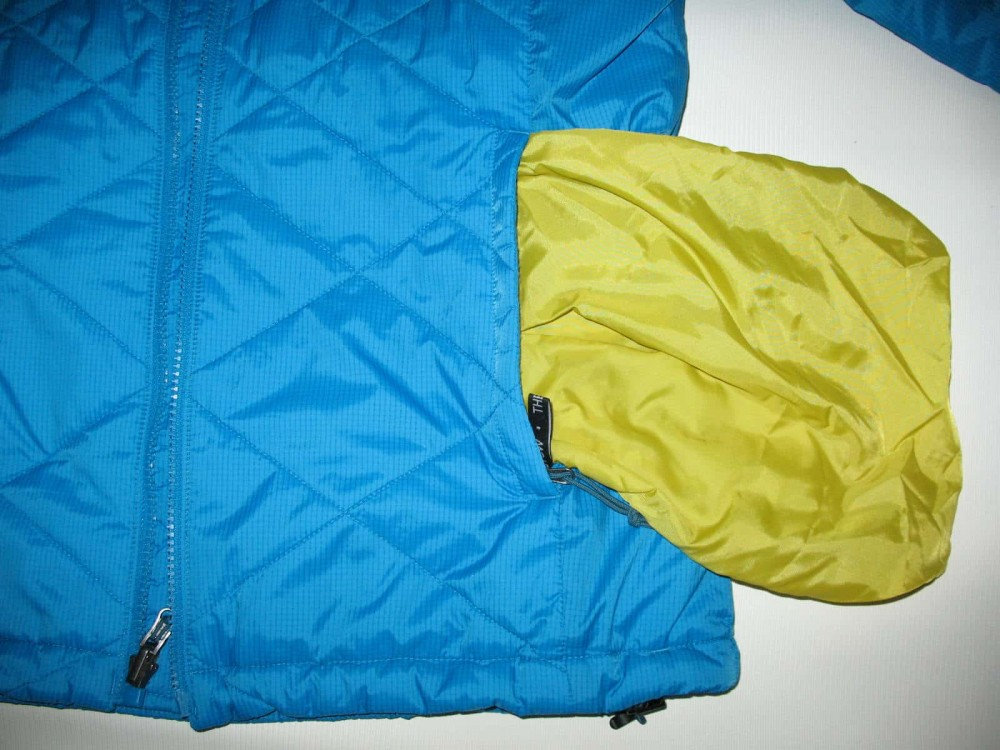 Куртка THE NORTH FACE red blaze jacket lady (размер М) - 10