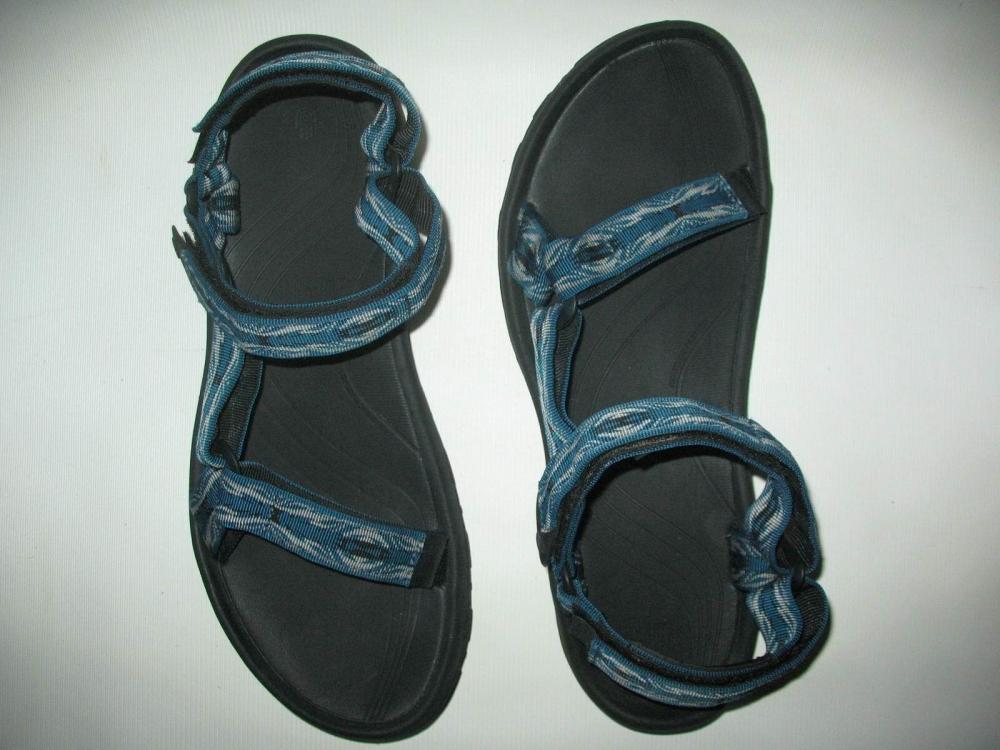 Сандалии TEVA hurricane sandal (размер UK13/US14/EU48,5(на стопу до 320mm)) - 4