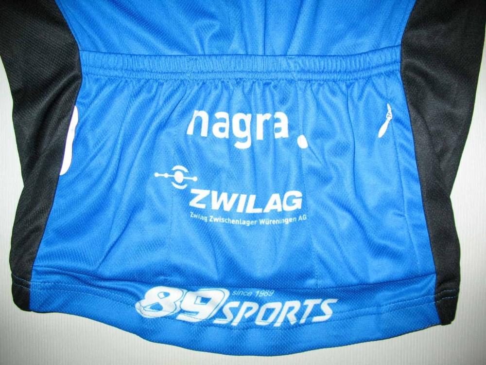 Веломайка 89sports cycling shirt (размер M/S) - 3