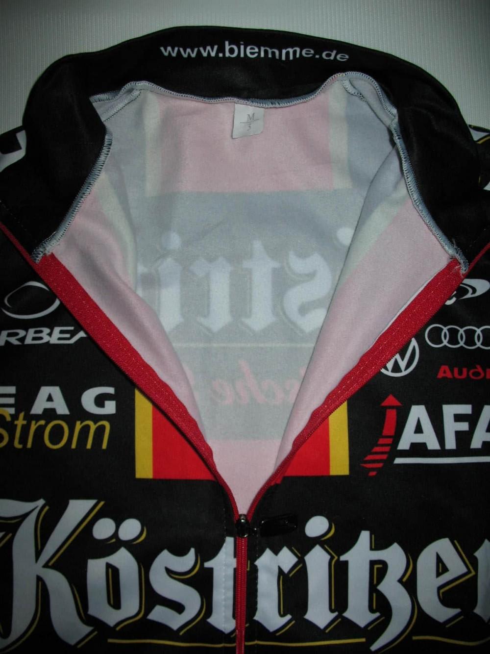 Велокофта BIEMME kostriser fleece cycling jacket (размер М) - 2