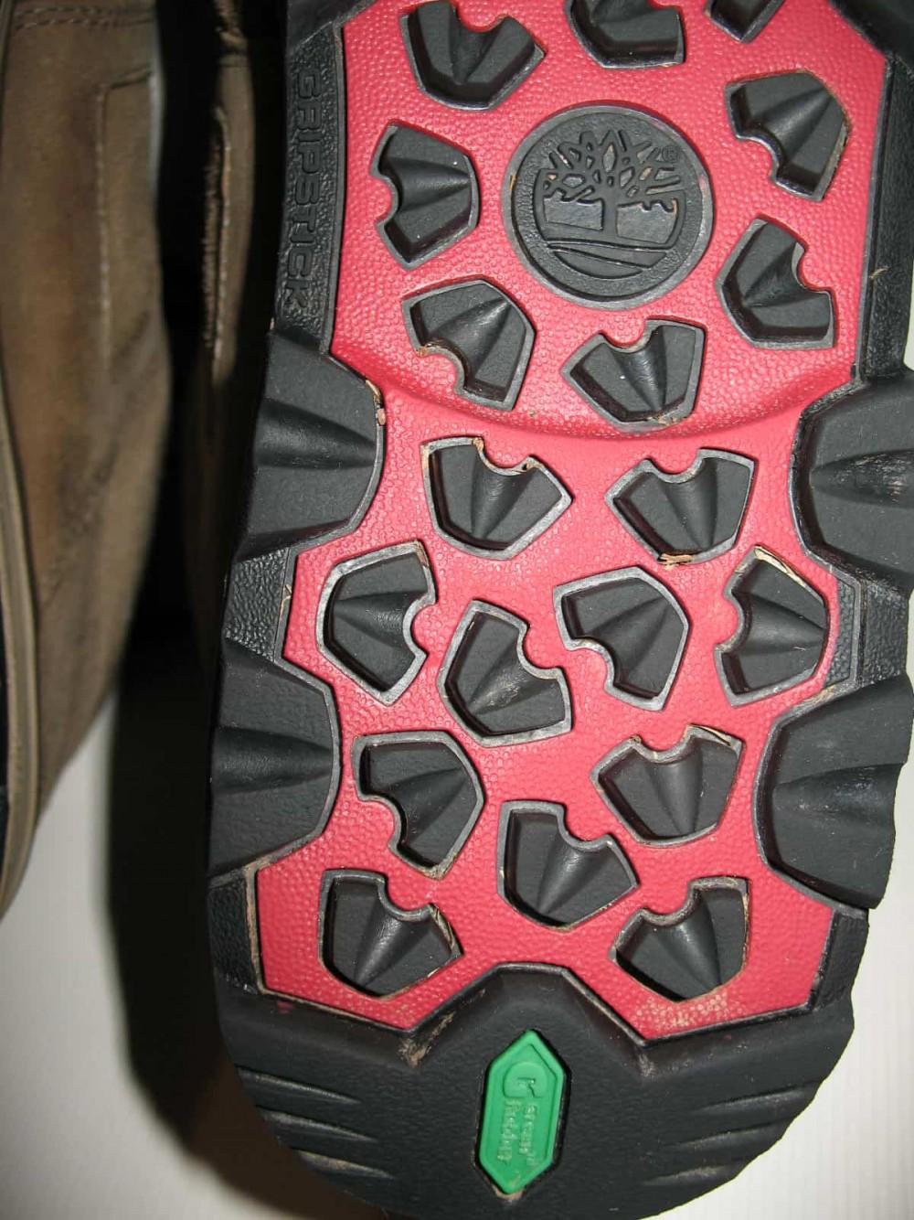 Ботинки TIMBERLAND Ek GT Scramble shoes(размер US9.5/UK9/EU43.5(на стопу до 275 mm)) - 9