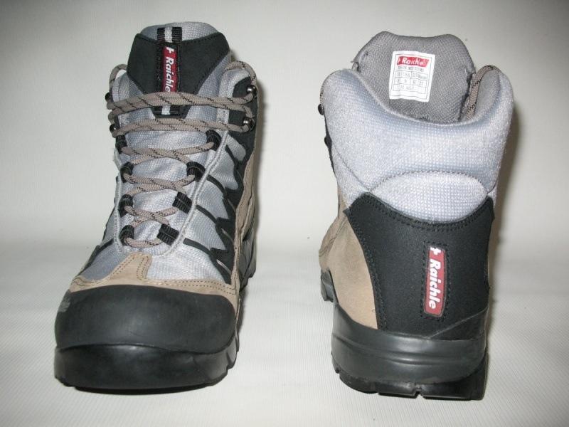 Ботинки RAICHLE fusion mid xcr   (размер US 9/UK8/EU42(на стопу до 270 mm)) - 3