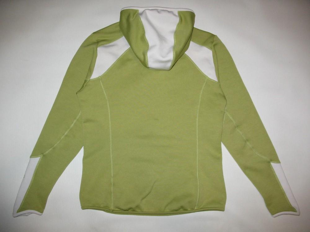 Кофта ODLO fleece hoodies jersey lady (размер S) - 4