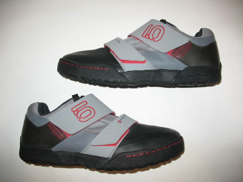Велотуфли 5.10(Five Ten) maltese falcon LT clipless shoes (размер US10/UK9/EU43(на стопу до   280 mm)) - 6