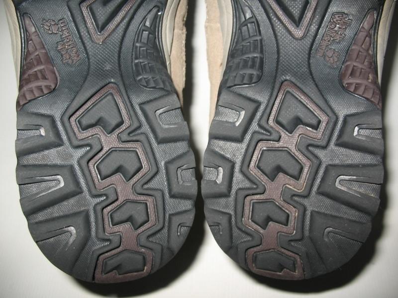 Ботинки JACK WOLFSKIN Trailrider texapore O2   (размер UK 6, 5;US 8, 5;EU40(255 mm)) - 8
