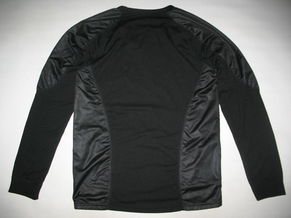 Кофта ODLO windstopper longsleeve jersey (размер L) - 1